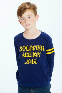 Shoptiques Product: Goldfish Jam Top