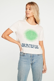 Chaser Grateful T-Shirt - Front cropped