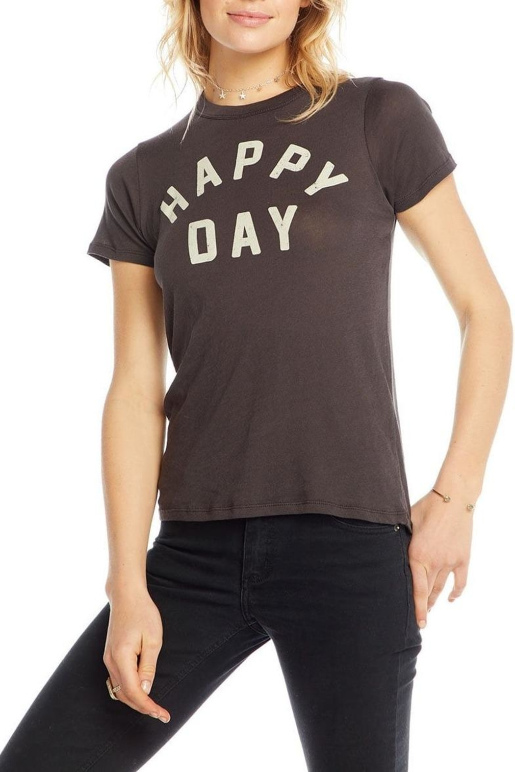 Chaser Happy Day Tee - Main Image