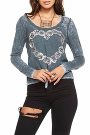 Chaser Heart Top - Product Mini Image