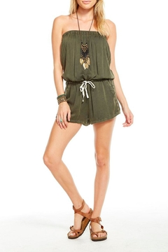Chaser Heirloom Romper - Product List Image