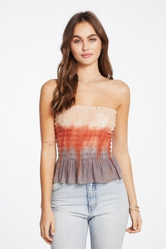 Chaser Heirloom Tube Top - Product List Image