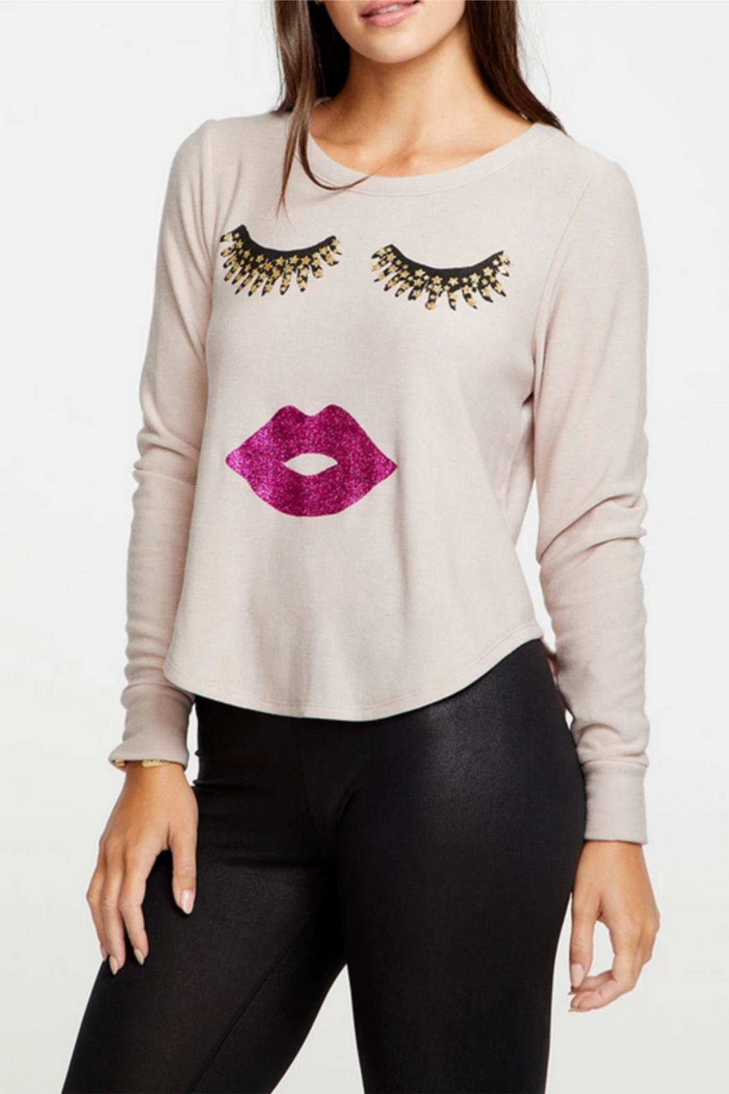 Chaser High-Low Cozy Pullover - Main Image