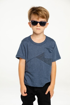 Chaser Jersey Pocket Tee - Product List Image