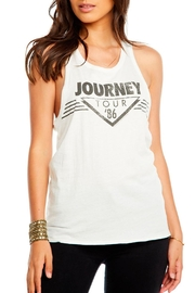 Chaser Journey Vintage Tank - Front cropped