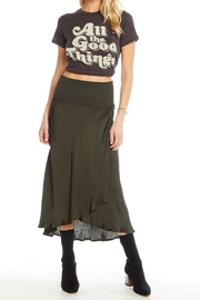 Chaser Kale Skirt - Front cropped