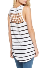 Chaser Knot Back Tank - Product Mini Image