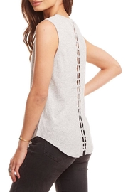Chaser Knot Back Top - Front cropped