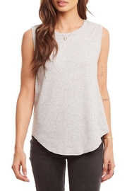 Chaser Knot Back Top - Front full body