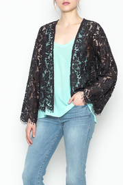 Chaser Lace Open Jacket - Product Mini Image