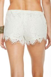 Chaser Lace Shorts - Front full body