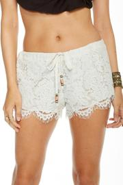 Chaser Lace Shorts - Front cropped