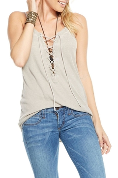 Chaser Lace Up Cami - Product List Image