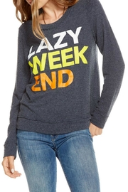 Chaser Lazy Weekend Pullover - Product Mini Image