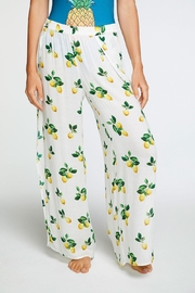 Chaser Lemonade Cover-Up Pants - Front cropped