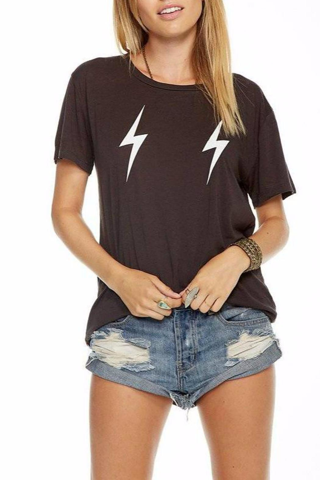 Chaser Lightning Bolts Tee - Main Image