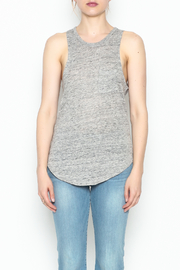 Chaser Linen Pocket Tank - Product Mini Image