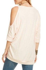 Chaser Love Knit Dolman - Front full body