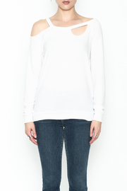 Chaser Love Knit Sweater - Front full body