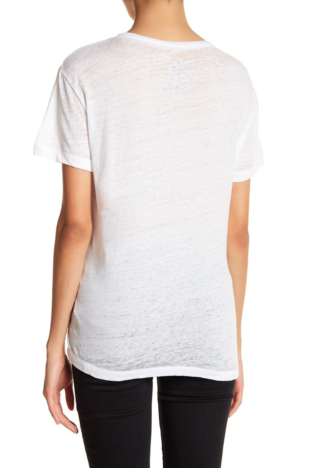 Chaser Love Tee Top - Front Full Image