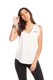 Chaser Mama Tank - Front cropped