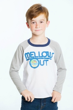 Shoptiques Product: Mellow Out Raglan Top