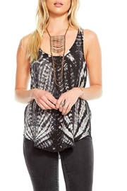 Chaser Midnight Loving Tank Top - Product Mini Image