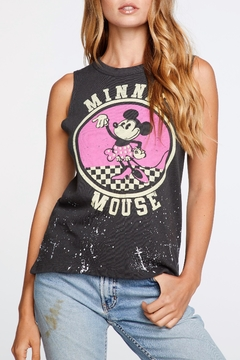 Chaser Minnie Mouse Tank - Alternate List Image
