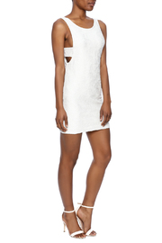 Chaser Mod Mini Dress - Front full body