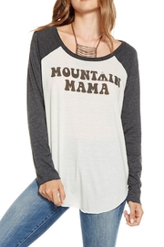 Chaser Mountain Mama Top - Product Mini Image