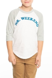 Chaser Mr. Weekend Tee - Product Mini Image
