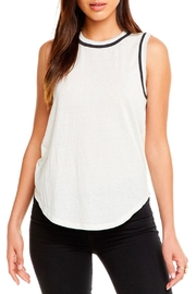 Chaser Blocked Muscle Tank - Product Mini Image