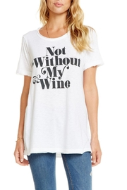 Chaser Not Without Wine - Front full body