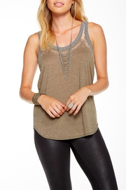 Chaser Olive Green Tank - Product Mini Image