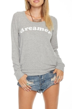 Shoptiques Product: Open Back Dreamer  Swearshirt
