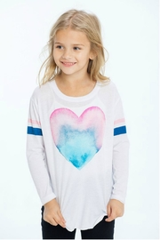 Chaser Painted Heart Top - Product Mini Image