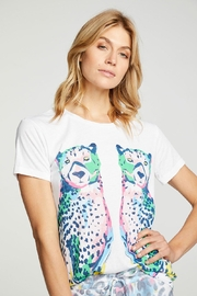 Chaser Painterly Cats Tee - Product Mini Image