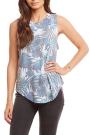 Chaser Palm Muscle Tee - Product Mini Image