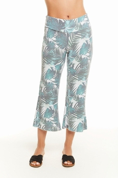 Chaser Palm Print Pant - Product List Image