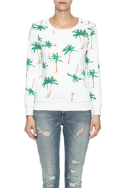 Chaser Palm Tree Sweatshirt - Side cropped