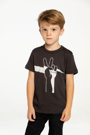 Chaser Peace Bolt Tee - Product Mini Image