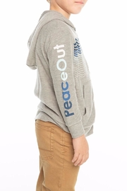 Chaser Peace Out Hoodie - Side cropped