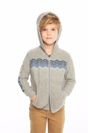 Chaser Peace Out Hoodie - Front full body