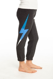 Chaser Peace Out Sweatpants - Front full body