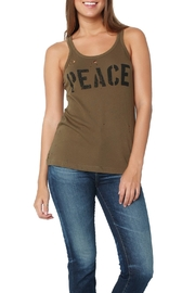 Chaser Peace Tank Top - Product Mini Image