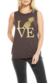 Chaser Pineapple Love Tank - Product Mini Image