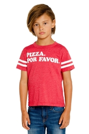 Chaser Pizza Please Tee - Product Mini Image