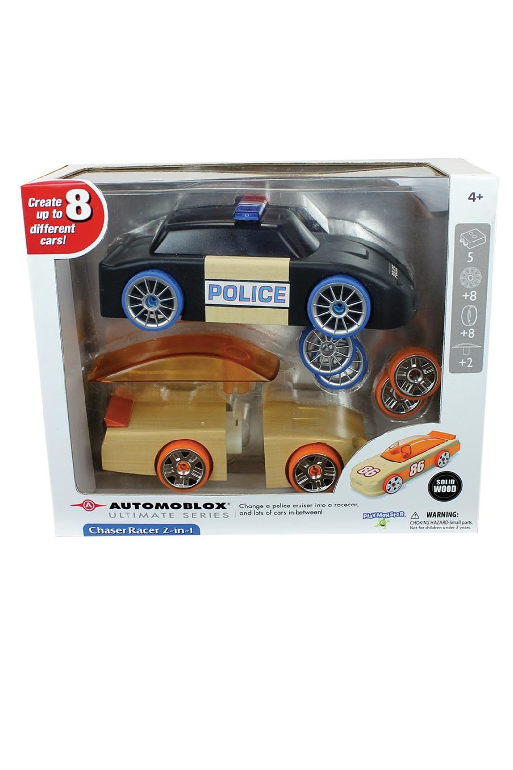 Automoblox Chaser Racer 2-In-1 - Main Image