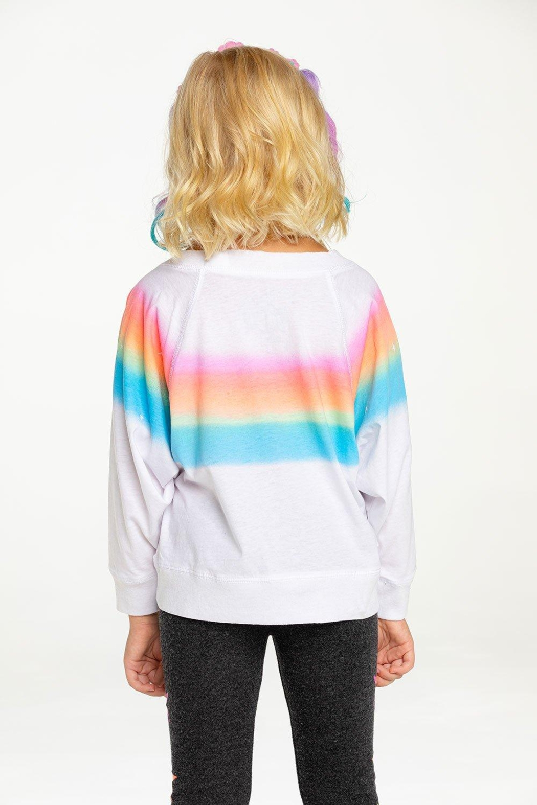 Chaser Rainbow Dream Tee - Front Full Image