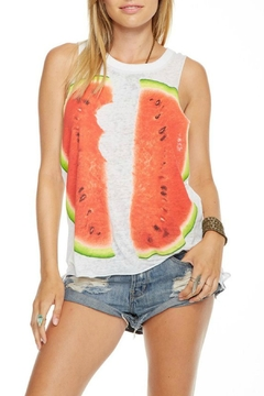 Shoptiques Product: Reflected Melons Tank